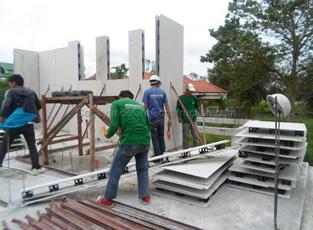 Plaswall Building System