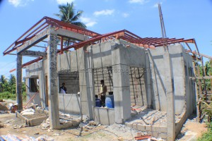Mr Mrs Mosqueda House Construction In Opol Area