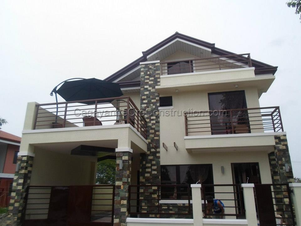 Johnsen house 1 for Architecture house design philippines