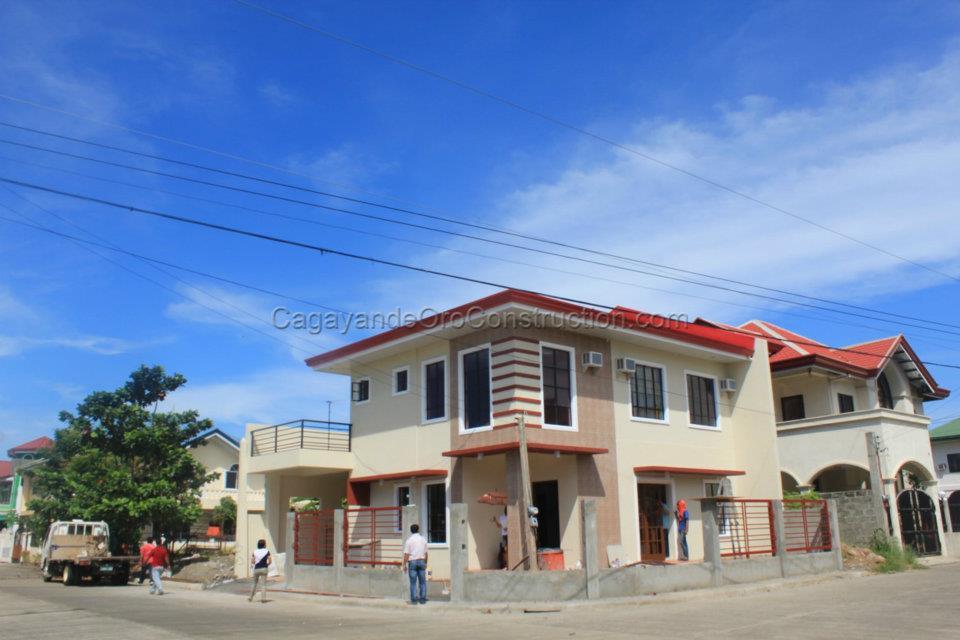 Lao Cagayan De Oro Construction Philippines Home